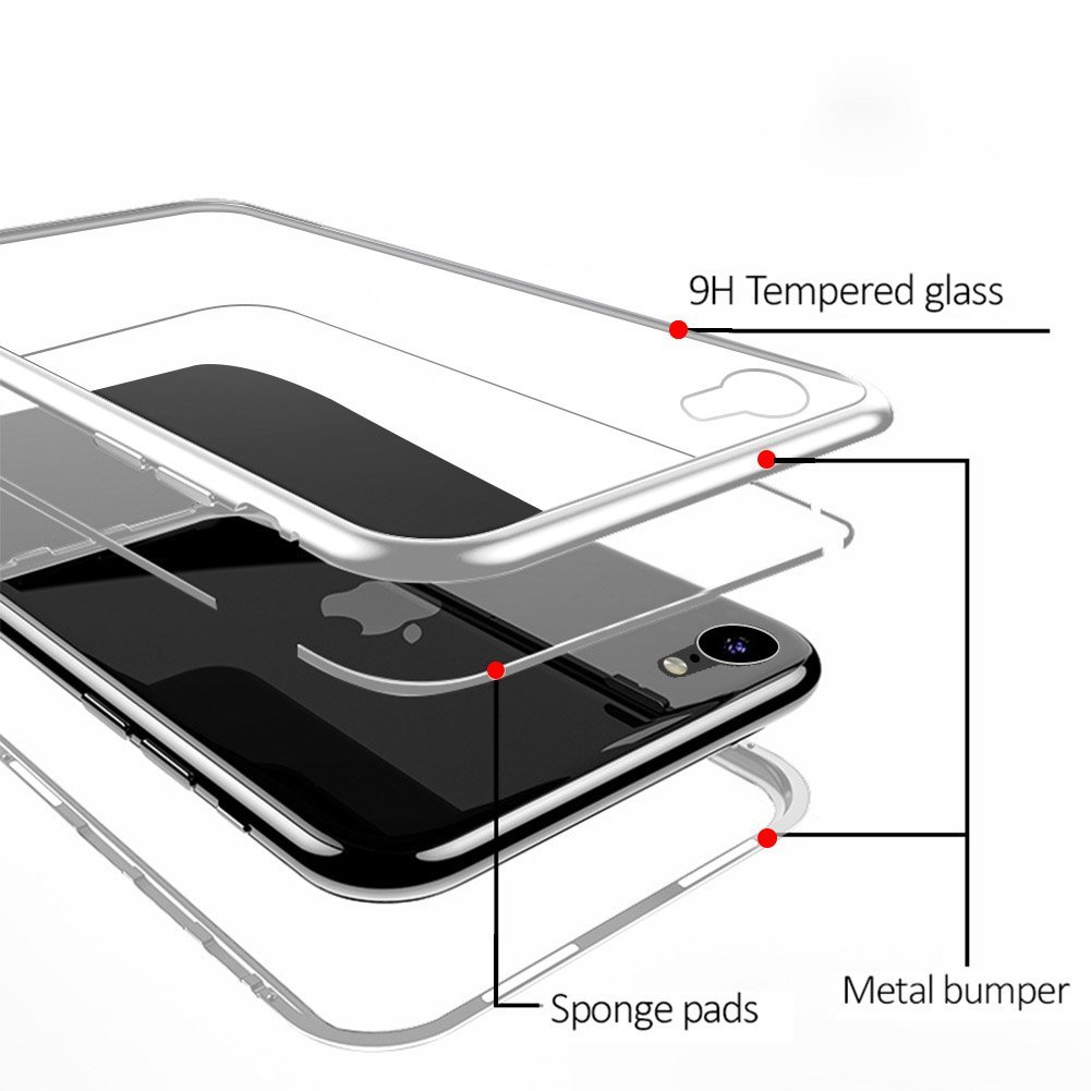 iphone 7 plus cover magnetica