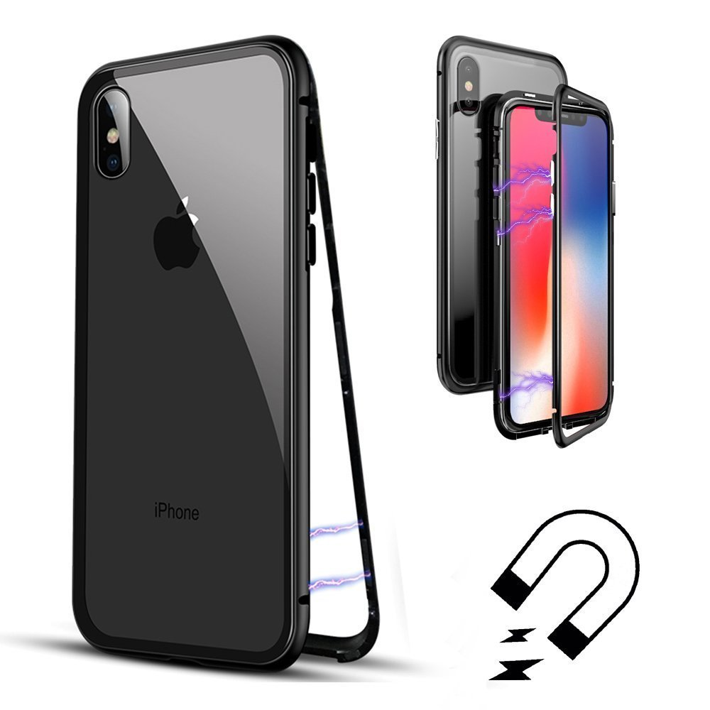 custodia magnetica iphone x