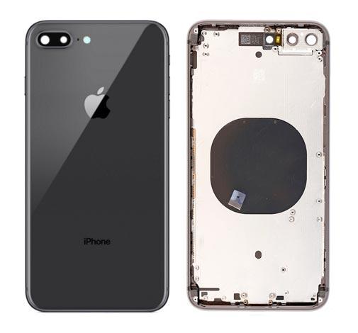 Coperchio Posteriore - iPhone 8 Plus Grigio Siderale