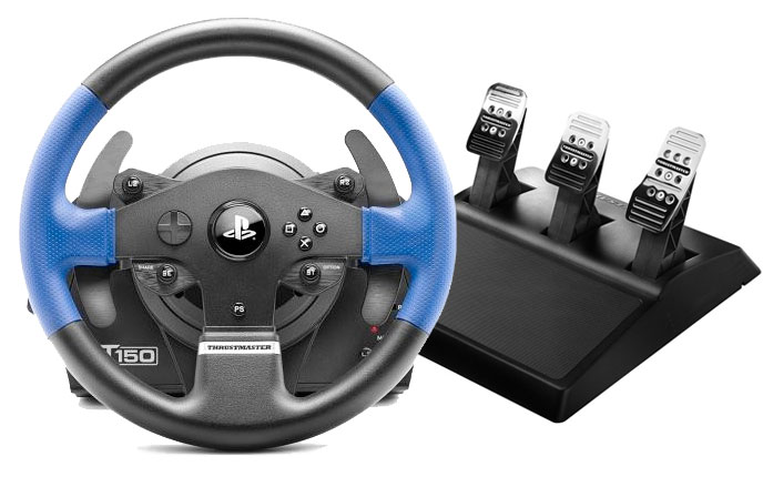 Thrustmaster T150 RS Pro - DiscoAzul it